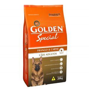Golden Special Adultos Frango e Carne 15kg