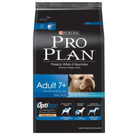 RACAO-PRO-PLAN-ADULT-7-OPTIAGE-SMALL-BREED