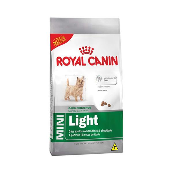 Beliebt Royal Canin Mini Light | Cibau BH |Ração BH Pet Store OU18