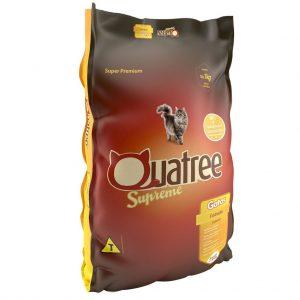 Quatree Supreme Gatos Castrados 10,1kg
