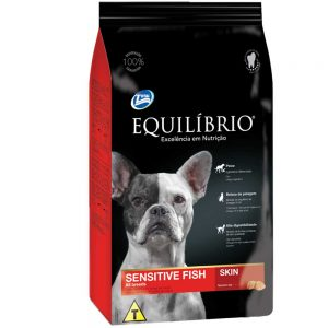 Equilibrio Sensitive Fish Adultos de todas as raças 2kg